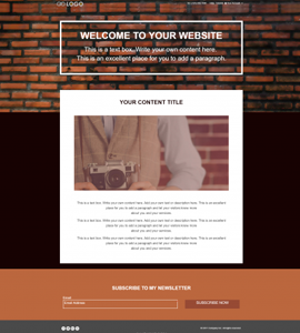 rvsitebuilder templates website